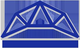 Blue Truss Logo