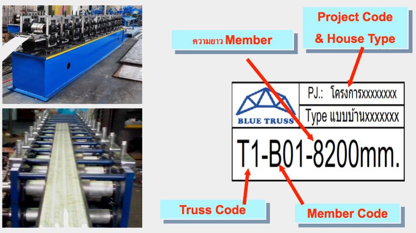 Bluetruss Production